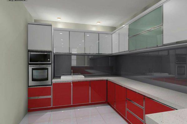 Kitchen Cabinets Custom Made Shah Alam, Selangor 1 | Hadi Venture